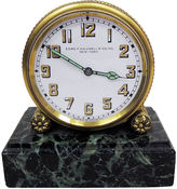 One Kings Lane Vintage Caldwell Gilt Bronze Clock, C. 1900