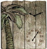 Taylor Palm Tree Clock