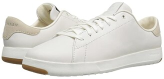 Cole Haan Grandpro Tennis (Black/Optic White) Women's Lace up casual Shoes