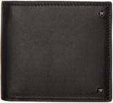 Valentino Black Mini Rockstud Wallet