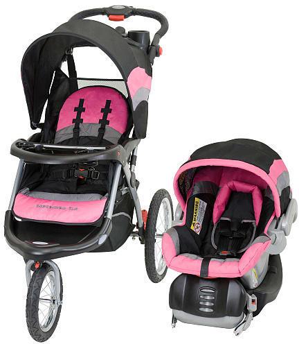 Baby Trend Expedition ELX Travel System Stroller - Nikki
