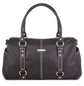 Timi & Leslie 'Madison' Faux Leather Diaper Bag