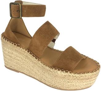 Soludos Palma Suede Platform Sandal