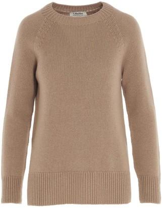 S Max Mara 'S Max Mara Crewneck Sweater