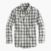 J.Crew Kids' shirt in heather check