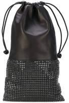 Alexander Wang Women's Black Leather Handbag.
