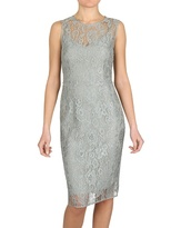 Dolce & Gabbana Viscose Lace Thread Dress