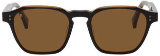 Raen Black and Tan Aren Sunglasses