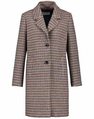 Gerry Weber Women's Mantel Wolle Trenchcoat