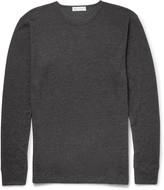 Sunspel - Long-sleeved Thermal T-shirt
