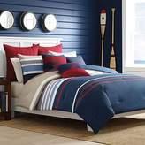 Nautica 204947 Bradford Reversible Comforter Set