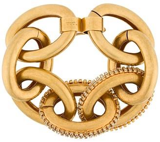 Marni Crystal Embellished Chain Bracelet