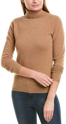 Kier & J Basic Cashmere Turtleneck