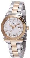 Salvatore Ferragamo Women's FF3170014 1898 Two-Tone Stainless Steel Watch