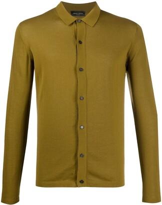 Roberto Collina Long Sleeve Shirt
