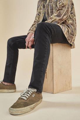 BDG Reed Solid Black Skinny Jean