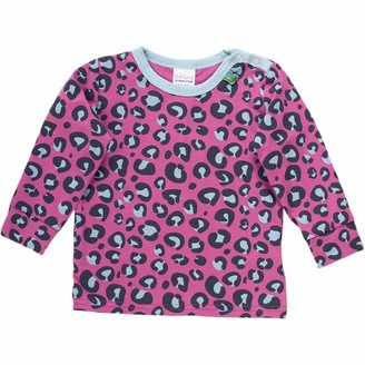 Green Cotton Fred's World by Baby Girls' Animal T Shirt