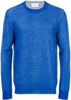 Dondup ribbed neck pullover