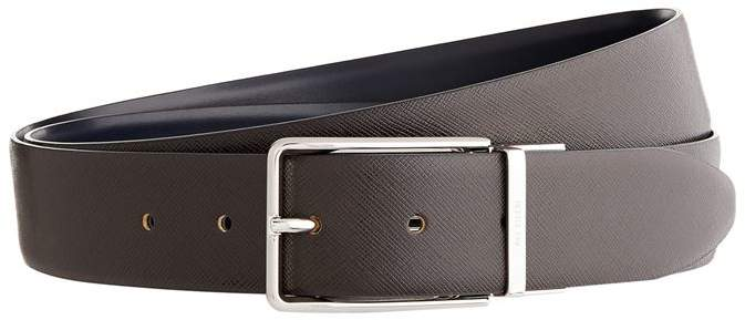 Pal Zileri Reversible Leather Belt