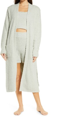 SKIMS Cozy Knit Boucle Robe