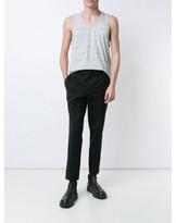 Alexander Wang scribble print vest