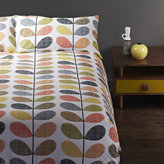 Orla Kiely Scribble Stem Print Duvet Cover - King