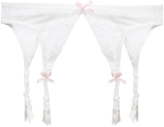 Folies By Renaud Antoinette suspender belt