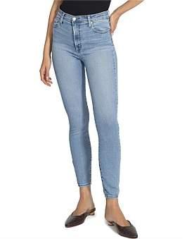 Nobody Denim Siren Super High Rise Skinny Ankle Jean