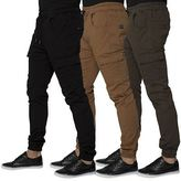 """Loyalty And Faith Mens Casual Cuffed Chino Slim Fit Trouser Pants by Sizes 28""""-40"""""""