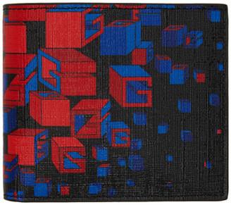 Gucci Multicolor Square G Space Wallet