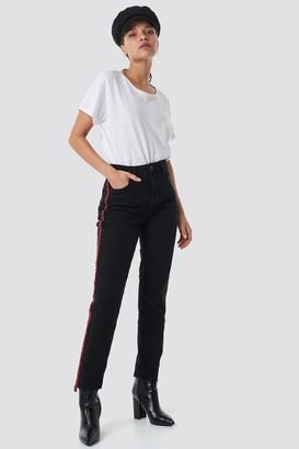 MANGO Redline Jeans