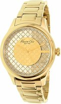 Kenneth Cole New York Women's 'Transparency' Quartz Stainless Steel Dress Watch (Model: 10026010)