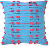 "Blissliving Home Bellas Artes Vivido 18"" Square Decorative Pillow"