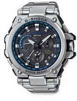 G-Shock Casio MT-G Stainless Steel Bracelet Watch