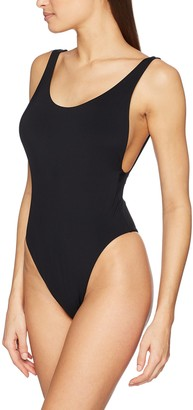 Seafolly Women's Retro Tank Maillot One Piece Swimsuit