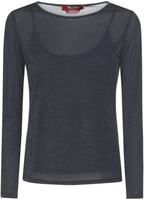 Max Mara Long-Sleeve Shirt