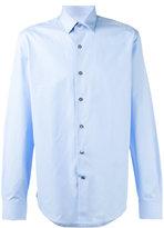 Lanvin buttoned shirt - men - Cotton - 39