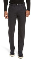 Brax Men's Five-Pocket Stretch Cotton Trousers