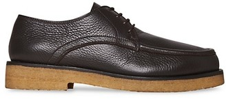 The Row Leather Oxfords