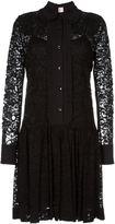 Antonio Marras floral lace dress