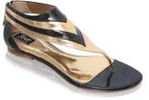 Strutt Chevron Flat Sandals