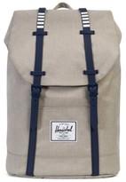 Herschel Men's 'Retreat' Backpack - Beige