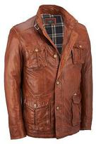 Wilsons Leather Mens Four Pocket Leather Jacket