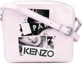 Kenzo Donna Jordan crossbody bag - women - Leather - One Size