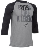 Under Armour Boys' UA Swing Like A Legend T-Shirt