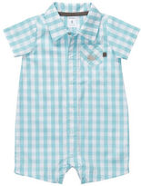 Carter's Snap-Front Woven Romper