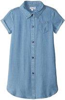 Splendid Tencel Denim Shirt (Toddler/Kid) - Chambray - 4T