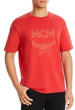 MCM Crew Graphic Logo Tee