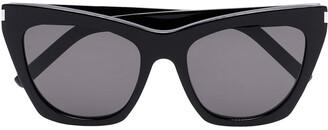 Saint Laurent Eyewear Kate D-frame sunglasses