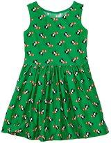 Girls Slipover Swim Dress